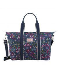 Midnight Stars Foldaway Overnight Bag