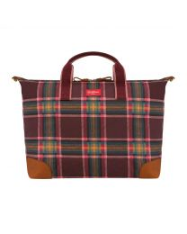 Clarendon Check Travel Bag