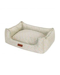 Provence Rose Sofa Bed with Reversible Contrast Inner