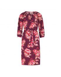 Somerset Rose Midi Dress