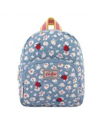Washed Ditsy Ladybird Kids Mini Rucksack