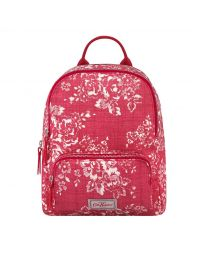 Washed Rose Small Backpack