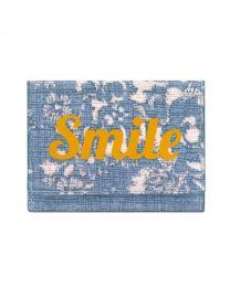 Ashbourne Bunch Smile Ticket Holder