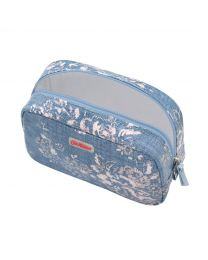 Washed Rose Classic Box Cosmetic Bag