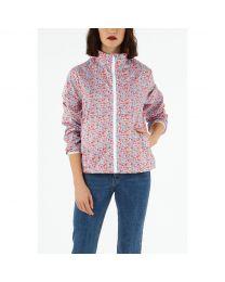 Ashbourne Ditsy Short Raincoat