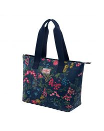 Twilight Garden Large Tote Bag