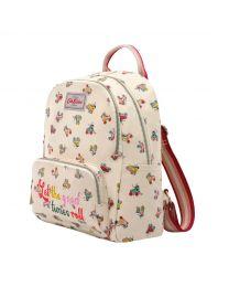 Rollerskates Small Pocket Backpack