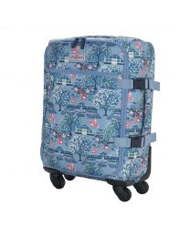 Botanical Garden Four Wheel Cabin Bag
