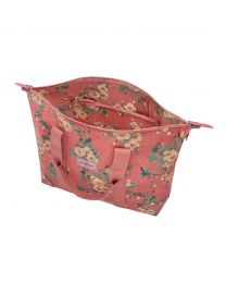Mayfield Blossom Foldaway Overnight Bag