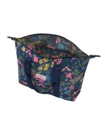 Twilight Garden Foldaway Overnight Bag