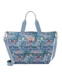Botanical Garden Expandable Travel Bag