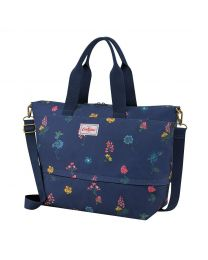 Twilight Sprig Expandable Travel Bag