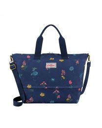 Twilight Sprig Expandable Travel Bag