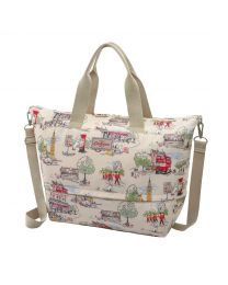 Billie Goes to Town Expandable Travel Bag