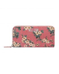 Mayfield Blossom Continental Zip Wallet