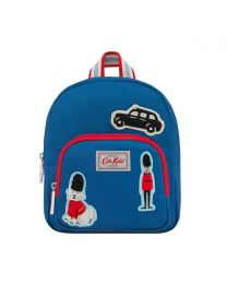 London People Kids Rucksack with Badges