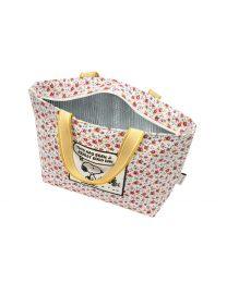 Snoopy Tiny Rose Lunch Tote