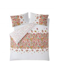 Painted Bloom Single Bedding Set
