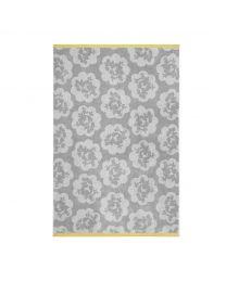 Freston Rose Bath Sheet (Grey)
