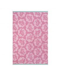 Freston Rose Bath Sheet (Pink)