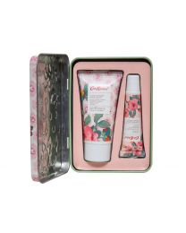 Freston Cassis & Rose Hand and Lip Gift Set