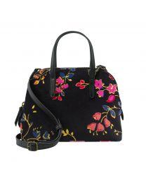 Millfield Rose Velvet Small Slim Bowling Bag
