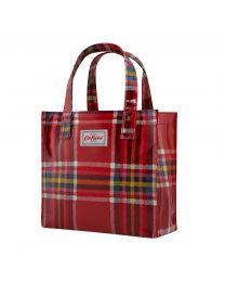 Clarendon Check Small Bookbag