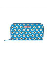 Daisy Star Continental Zip Wallet