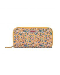 Woodland Ditsy Continental Zip Wallet