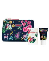 Magical Woodland Hand Sanitiser and Hand Cream Gift Set