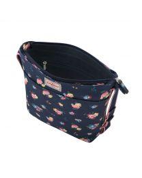 Park Meadow Bunch Zipped Messenger Bag