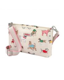 Small Park Dogs Small Zipped Cross Body