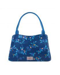 Greenwich Flowers Hobo Shoulder Bag