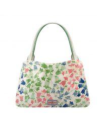 Painted Bluebell Hobo Shoulder Bag