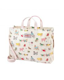 Small Park Dogs Strappy Carryall