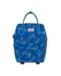 Greenwich Flowers Frame Wheeled Backpack