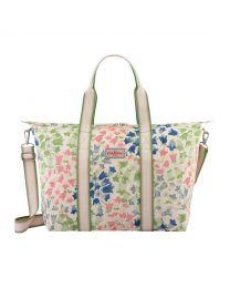 Painted Bluebell Foldaway Overnight Bag