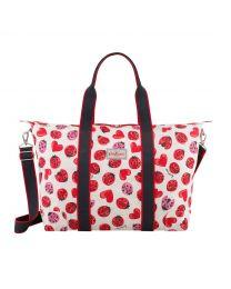 Lovebugs Foldaway Overnight Bag