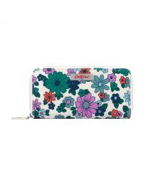 Petals Continental Zip Wallet