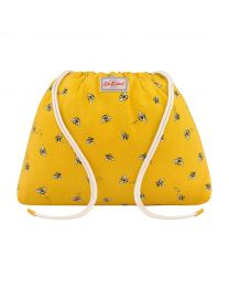 Bee Drawstring Pouch
