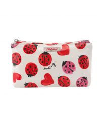 Lovebugs Zip Make Up Bag