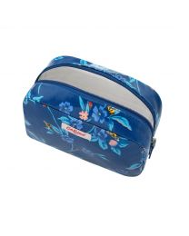 Greenwich Flowers Classic Cosmetic Case