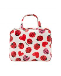 Lovebugs Two Part Wash Bag