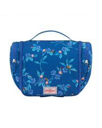 Greenwich Flowers Large Travel Wash Bag