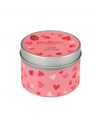 Mini Lovebugs Tin Candle