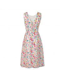 Park Meadow Tie Waist Dress