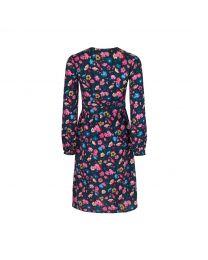 Park Meadow Long-sleeved Tea Dress