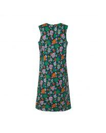 Petals Sleeveless Shift Dress