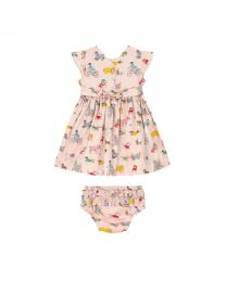 Small Park Dogs Baby Ayda Dress