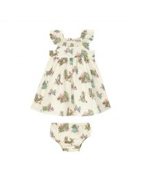 Peter Rabbit Allotment Baby Darcy Dress